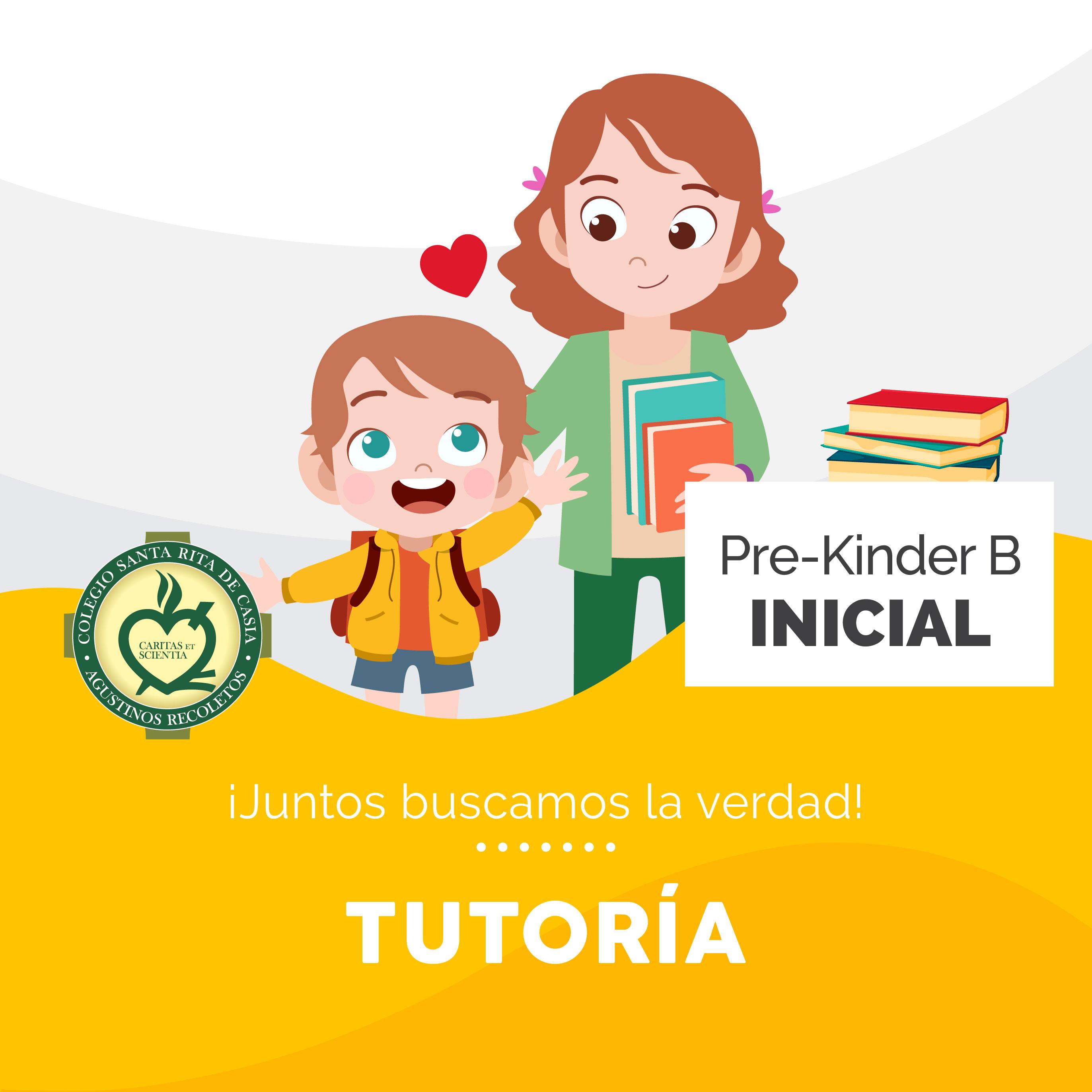 Tutoría Pre-Kinder B