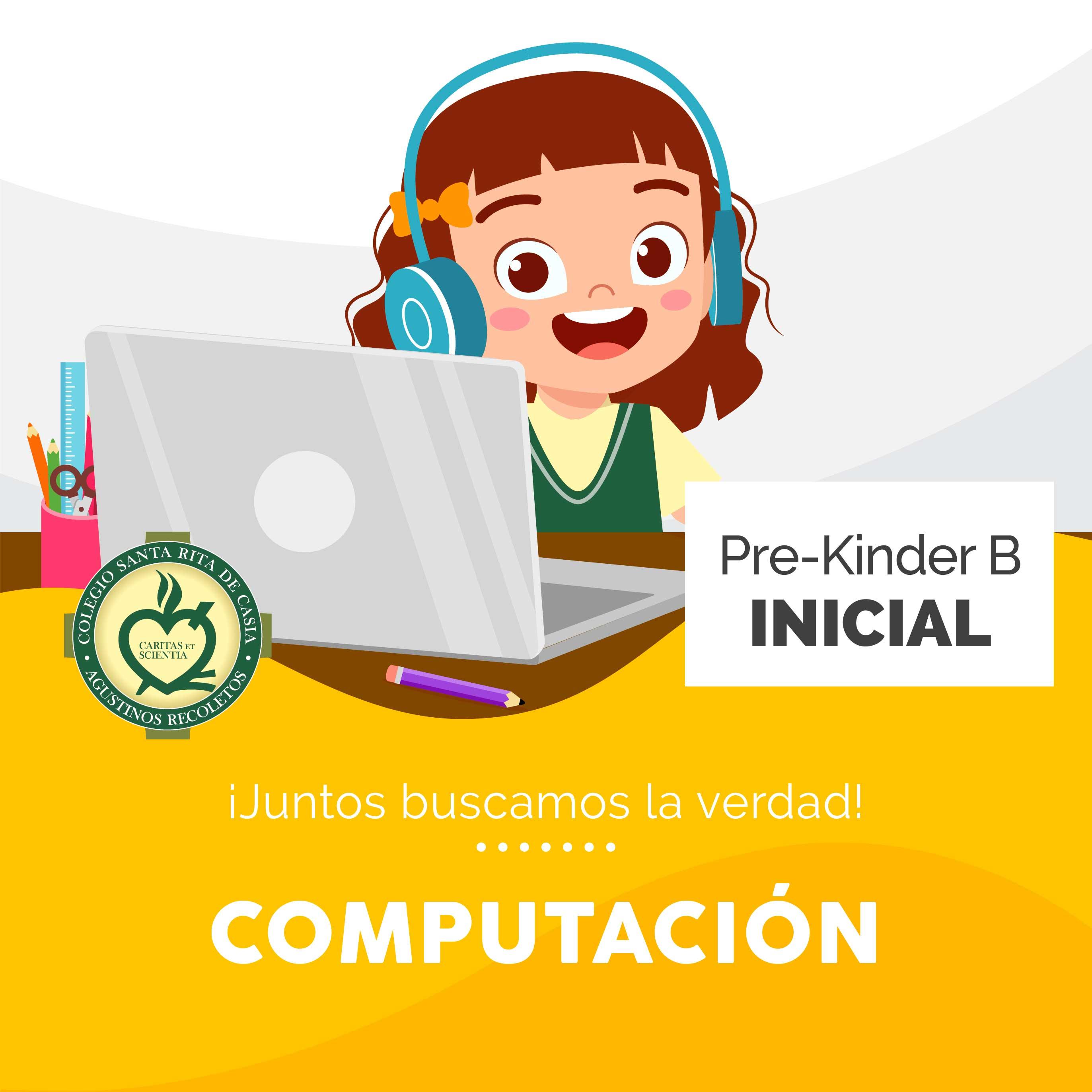 Computación Pre-Kinder B