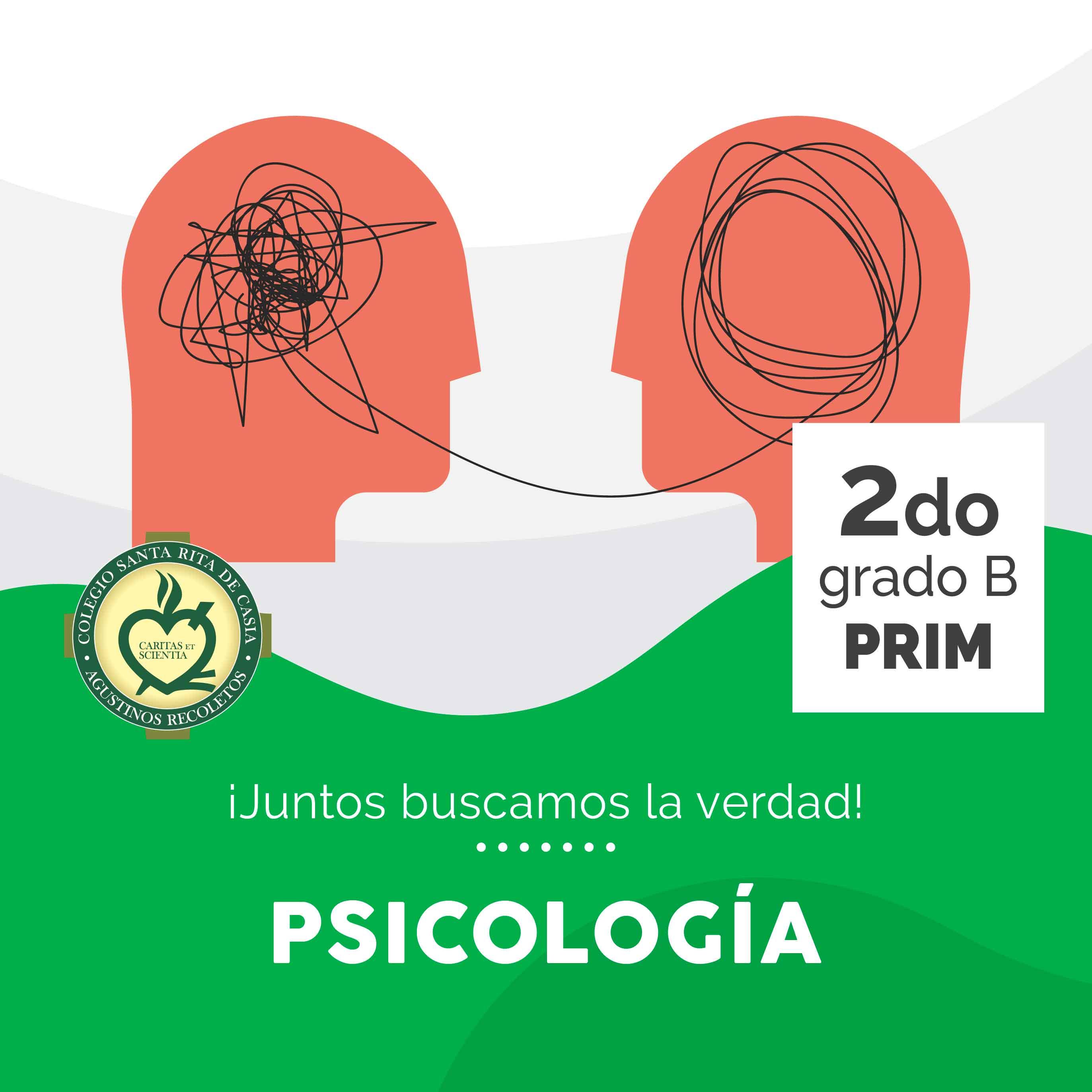 Psicología 2do Grado B