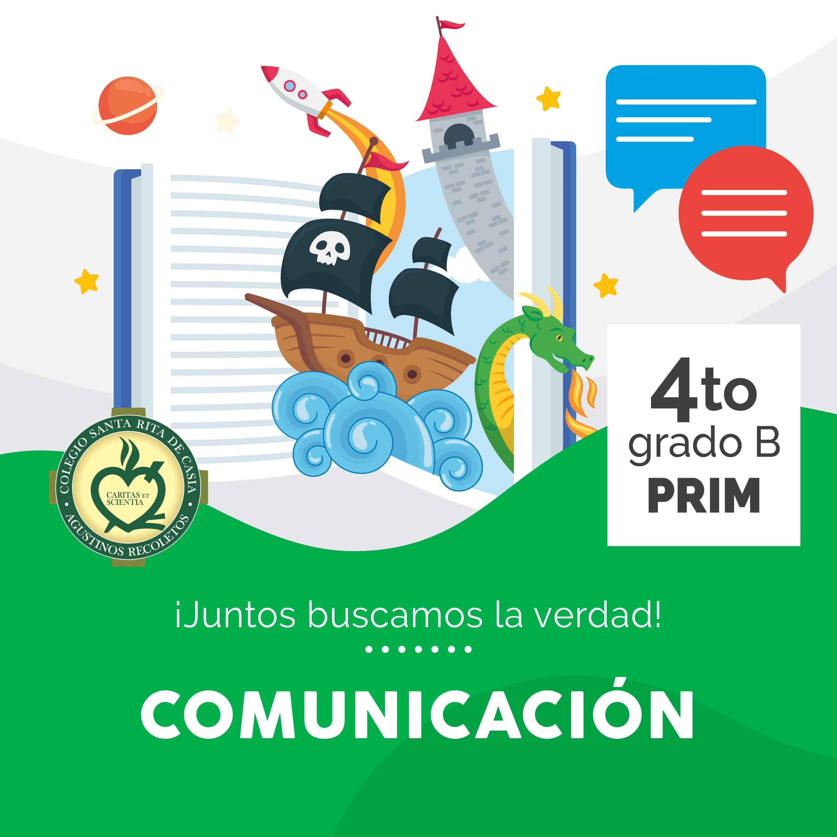 Comunicación 4to Grado B
