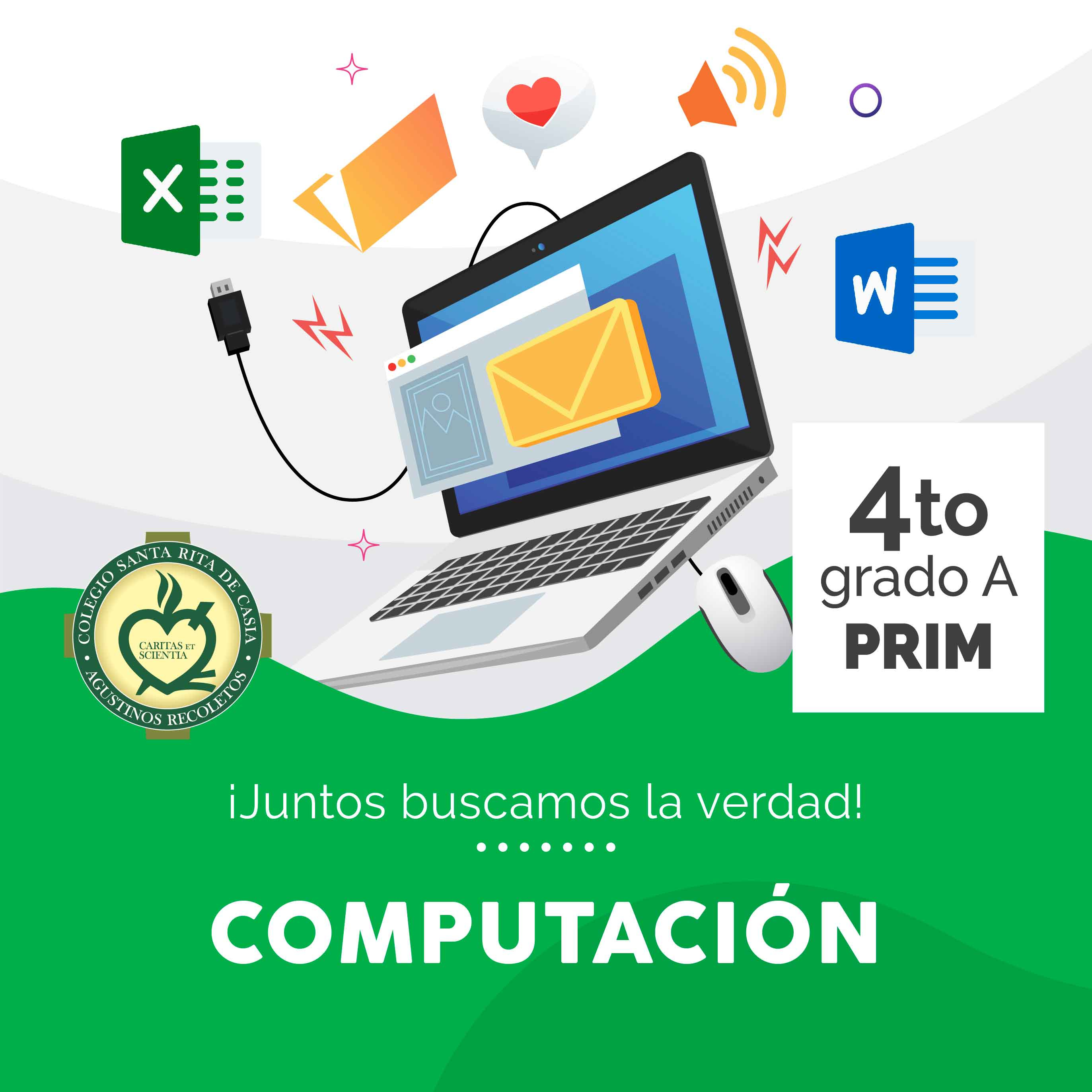 Computación 4to Grado A