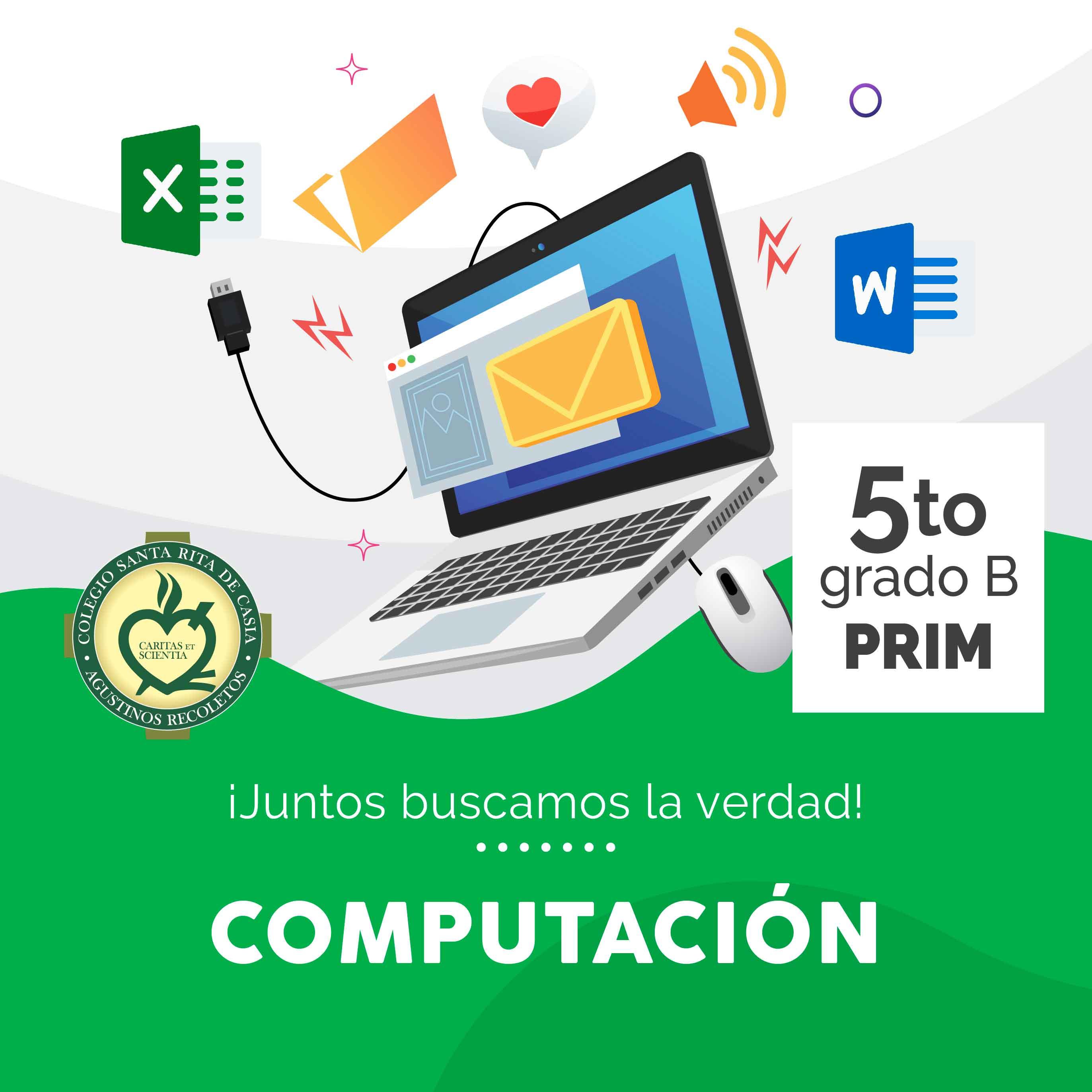Computación 5to Grado B