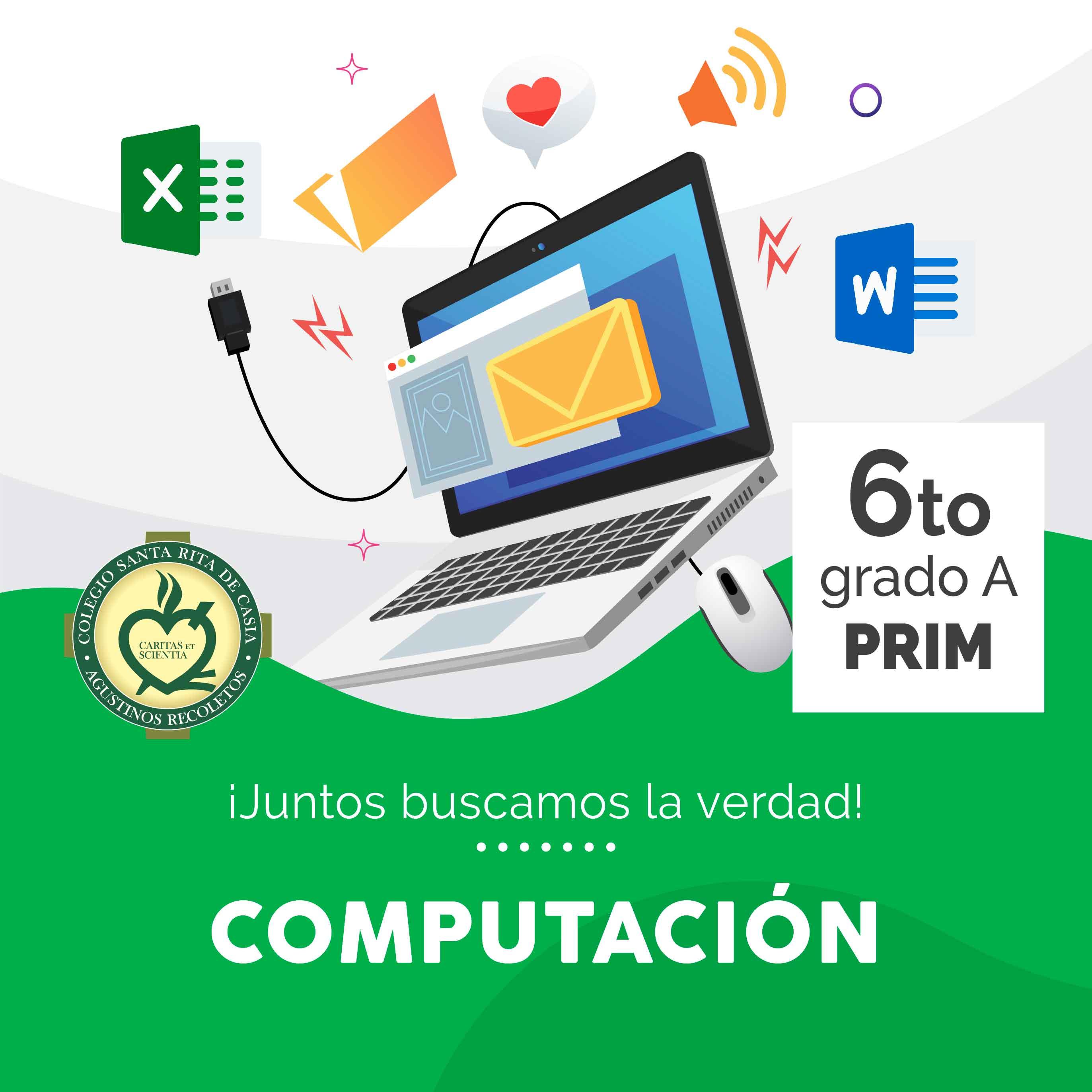 Computación 6to Grado A