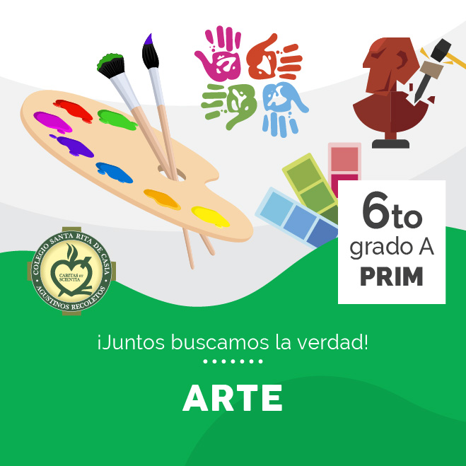 Arte 6to Grado A