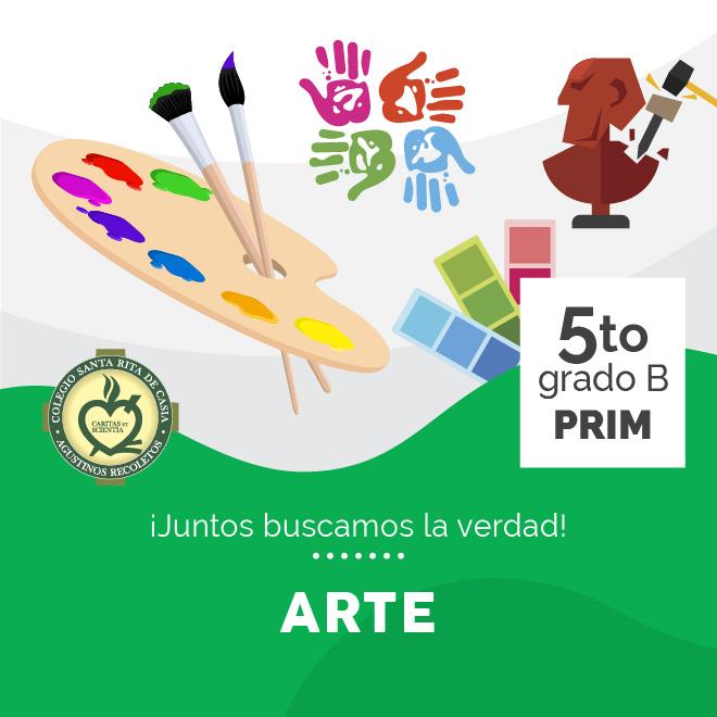Arte 5to Grado B